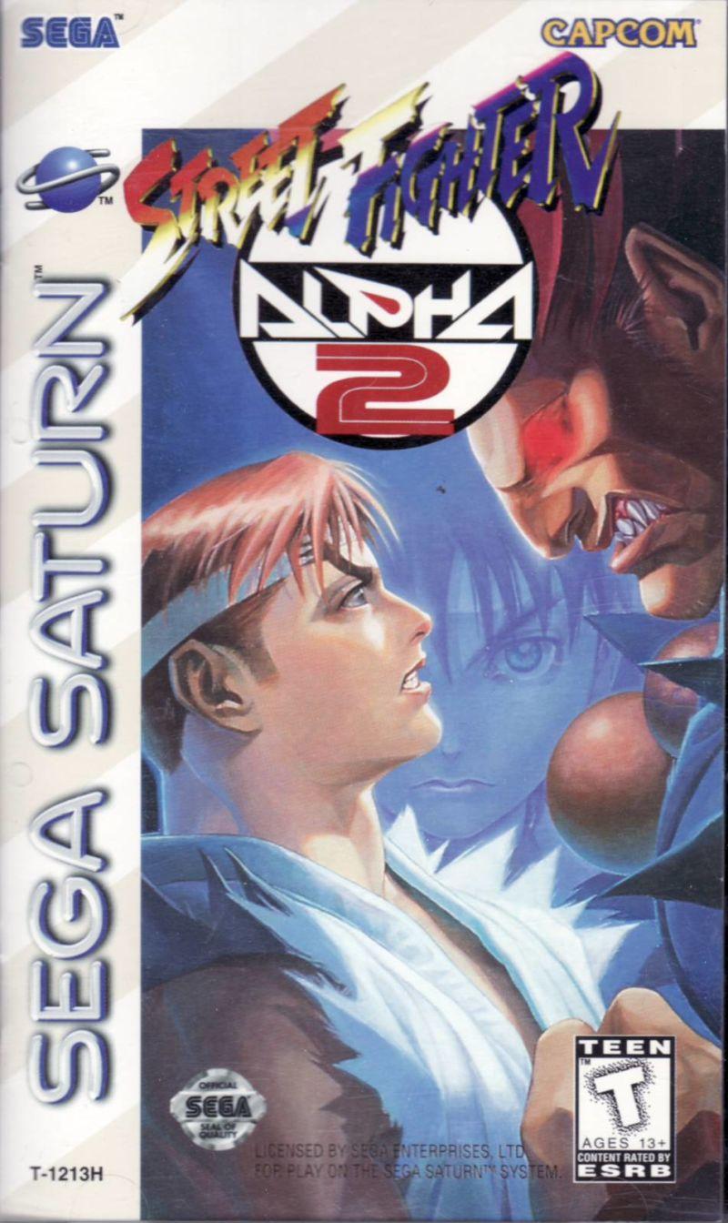 Street Fighter Alpha 2 | RETRO GAMESMASTER