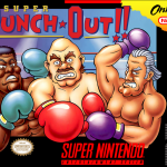 Super Nintendo Super Punch Out