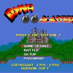 Dyna-Blaster Aka Bomber Man