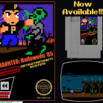 Haunted Halloween '86: The Curse Of Possum Hollow (NES Game)