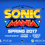 Sonic Mania coming 2017
