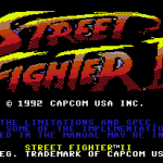 Street Fighter II (Commodore 64)